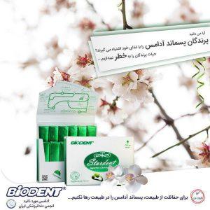 آگهی بایودنت به مناسبت روز طبیعت، با تأکید بر «فرهنگ مصرفی»