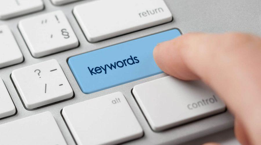 انواع کلمات کلیدی در سئو سایت