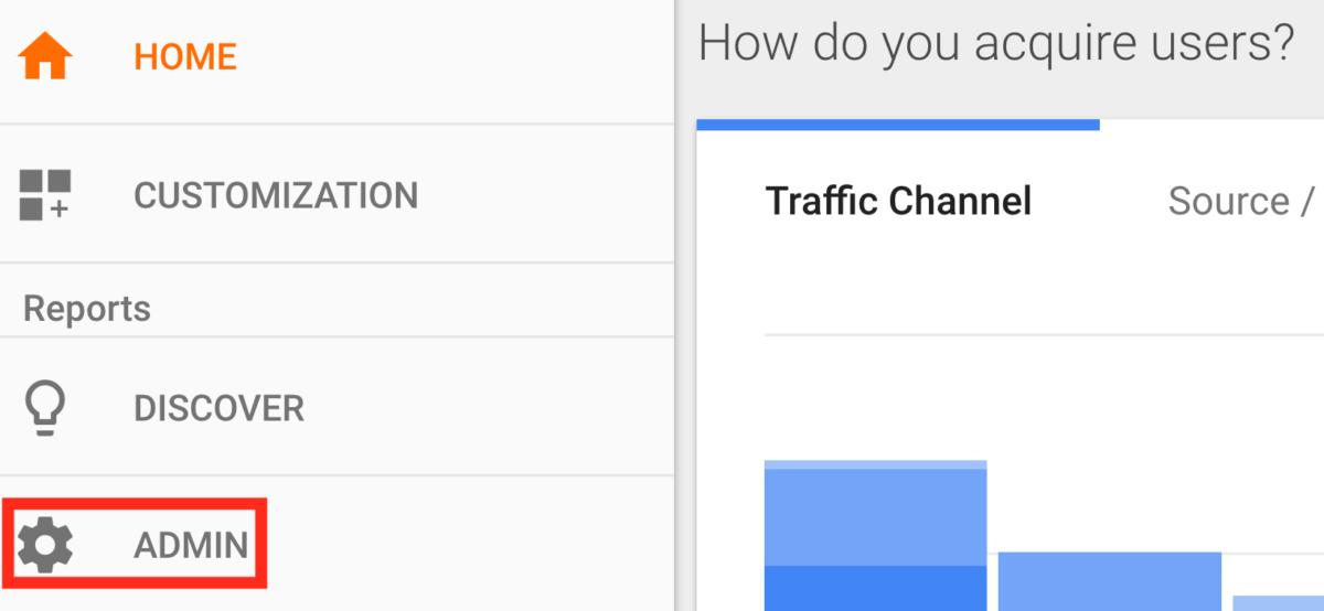 اتصال گوگل آنالیتیک با وبمستر تولز