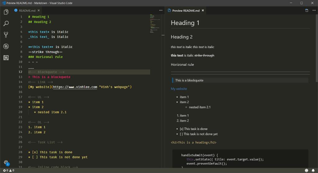 ویژوال استودیو کد